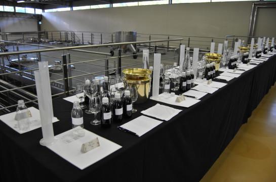 Blend your own award-winning wine at Backsberg Estate