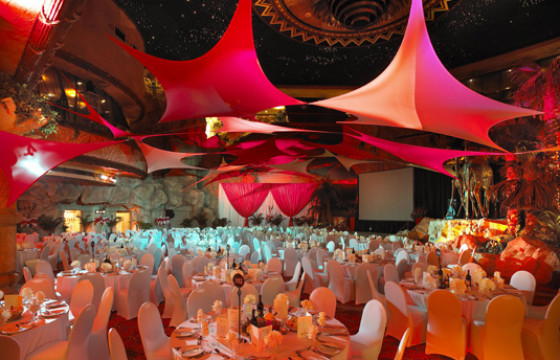 Sun City Celebrate at an outstanding Gala Dinner event