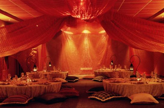 Desert Celebrate at an outstanding Gala Dinner event
