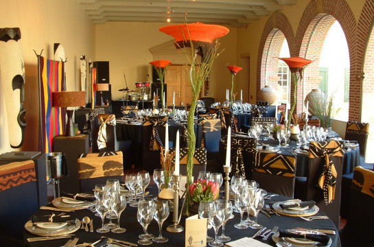 Celebrate Cape Town at an outstanding Gala Dinner event