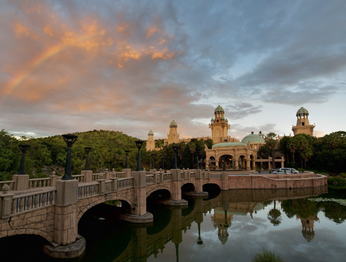 Cape Town and Sun City