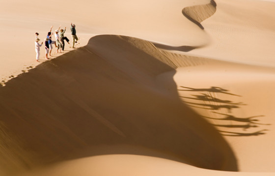 Experience Namibia's Greatest Desert Attraction
