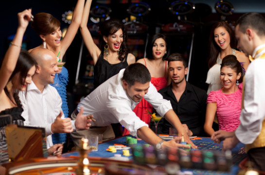 Flirt with Lady Luck at the world-class casinos