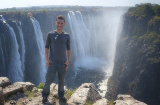 Go on the Guided Walking Tours of the spectacular Victoria Falls