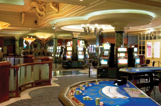 Have fun at the Swakopmund Hotel's Mermaid Casino & Entertainment Centre
