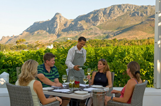 Journey into the Cape Winelands