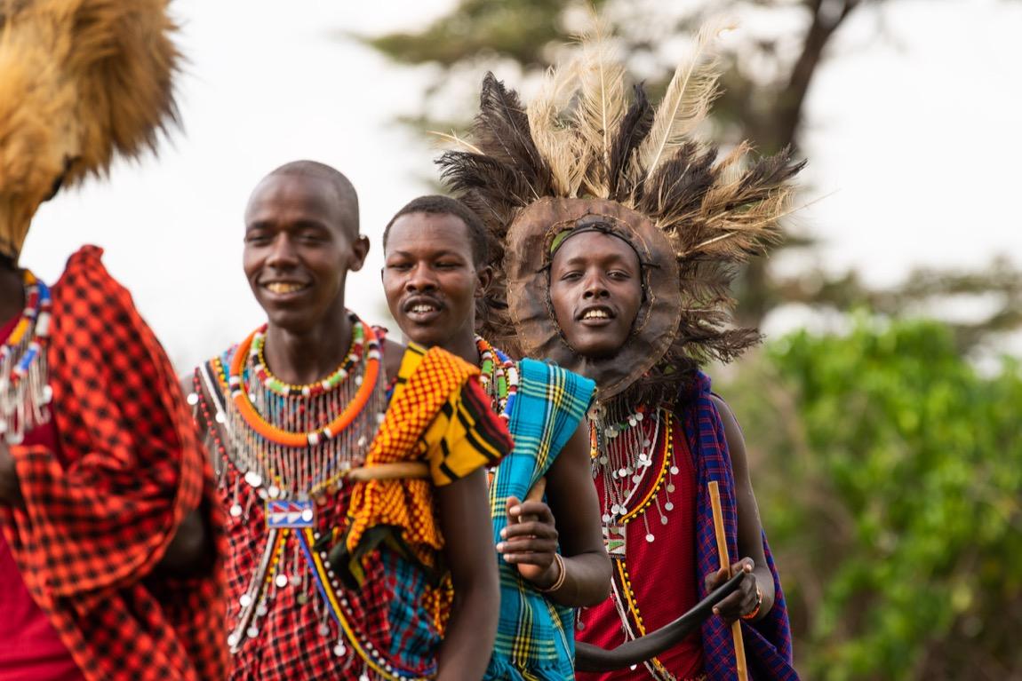 Kenya, Cape Town and Victoria Falls