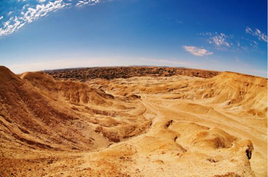 Venture into the desert surrounding Swakopmund