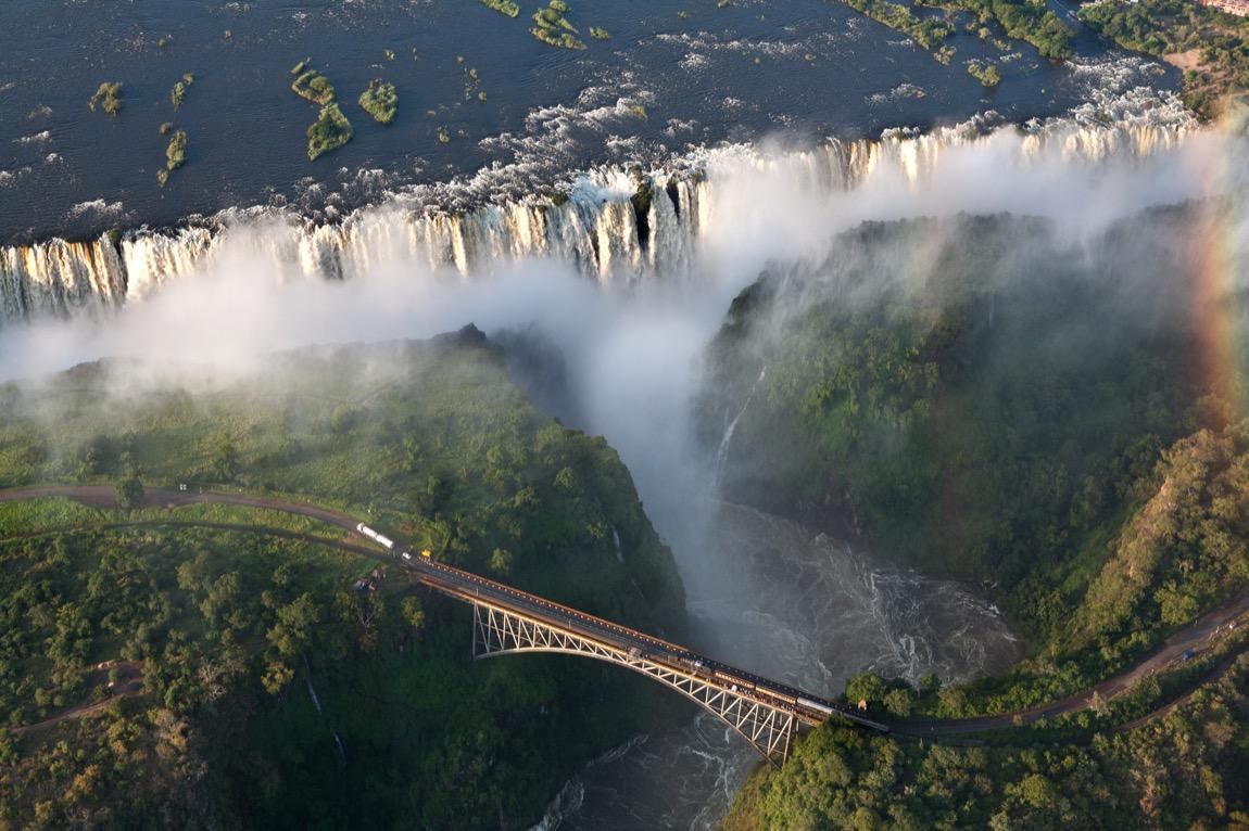 Opulent Victoria Falls Safari