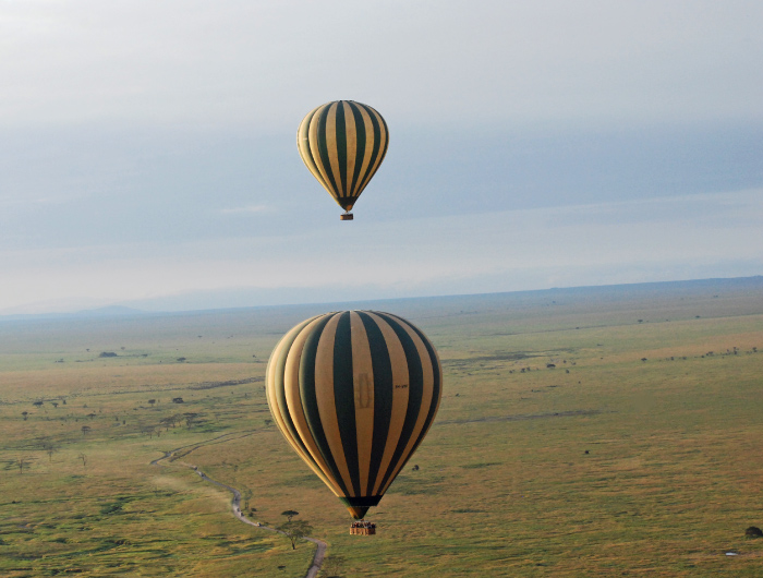Amboseli, Ngorongoro, Serengeti and Masai Mara