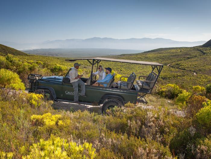 Fair Travel Through South Africa