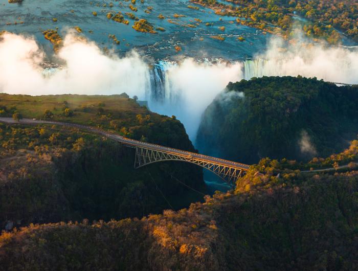 Livingstone, Chobe and Okavango Delta
