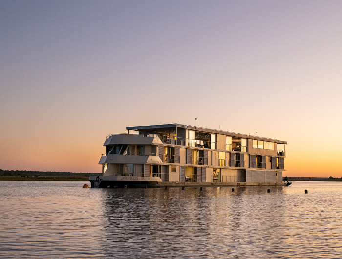 A Luxury African River Safari