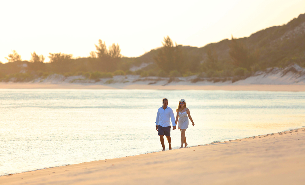 City, Bush and Beach Honeymoon