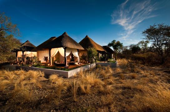 Kempinski Mokuti Lodge, Etosha National Park