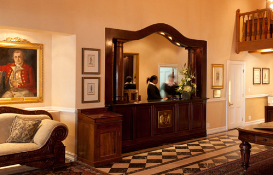Lanzerac Hotel  and Spa, Stellenbosch