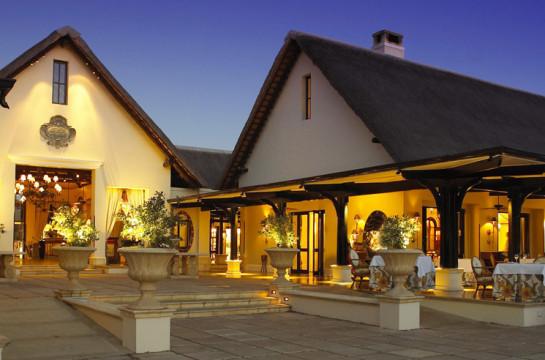Royal Livingstone Hotel, Zambia