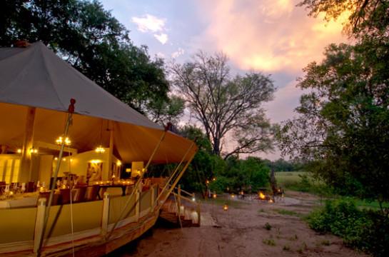 Sanctuary Stanley's Camp