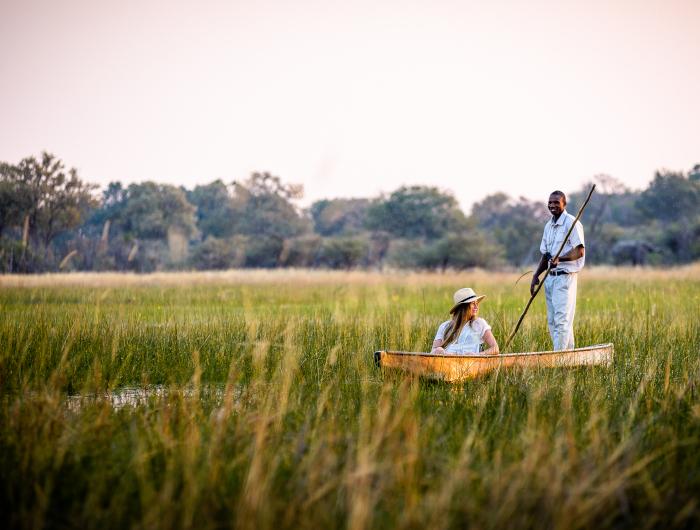 Safari: Okavango & Chobe