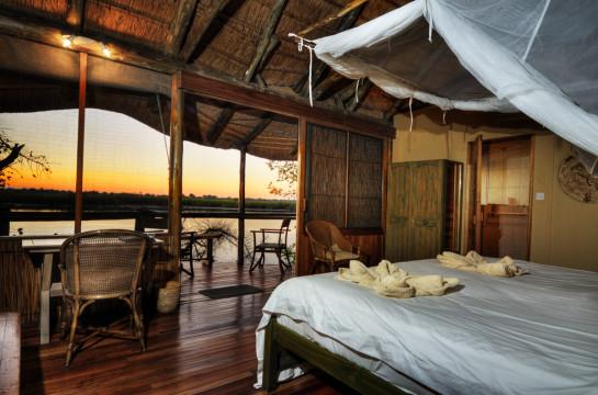 Xugana Island Lodge, Xugana Island, Okavango Delta