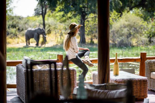 Sanctuary Chief's Camp – A Sustainable, Award-Winning Luxury Safari