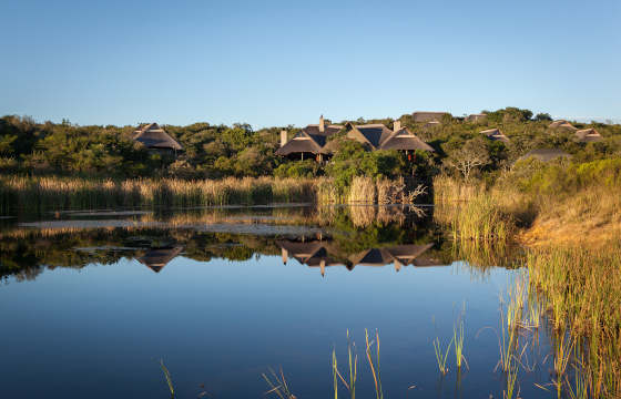 Revel in the finest Luxury Safari Lodge accommodation
