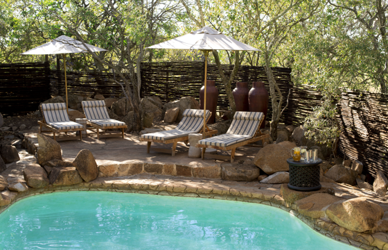 Revel in the finest Luxury Safari Lodge accommodation (Pilanesberg)