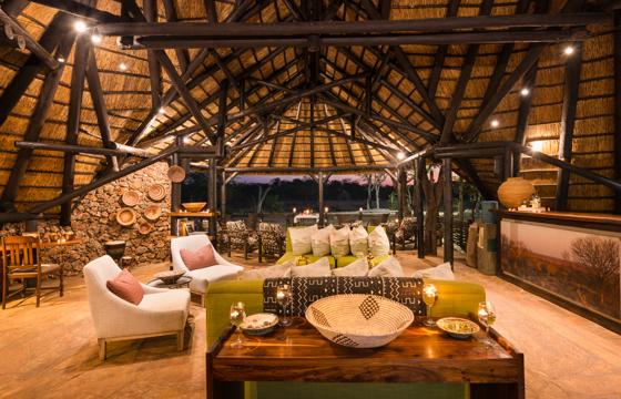 Revel in the finest Luxury Safari Lodge accommodation (Etosha)